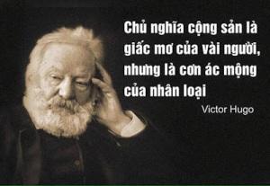 Văn hào Pháp Victor Hugo nói về chủ nghĩa cộng sản