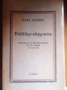 Triết học nhập môn- Karl Jaspers- Lê Tôn Nghiêm dịch