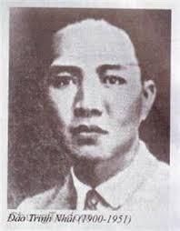 *ảnh: nhà báo Đào Trinh Nhất 24 tuổi năm 1919 khi viết quyển sách đầu tay