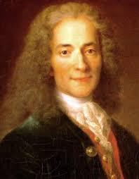 Triết gia Pháp Voltaire
