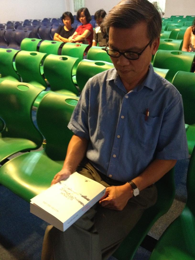 Tiến sĩ triết học Nguyễn Hữu Liêm