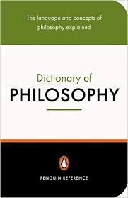 Từ điển Việt -Pháp -Anh chuyên ngành triết học