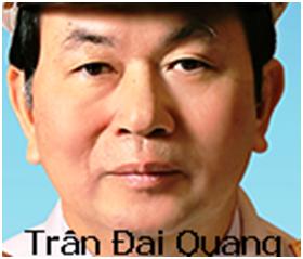 Trần Đại Quang - Chẩn Quán