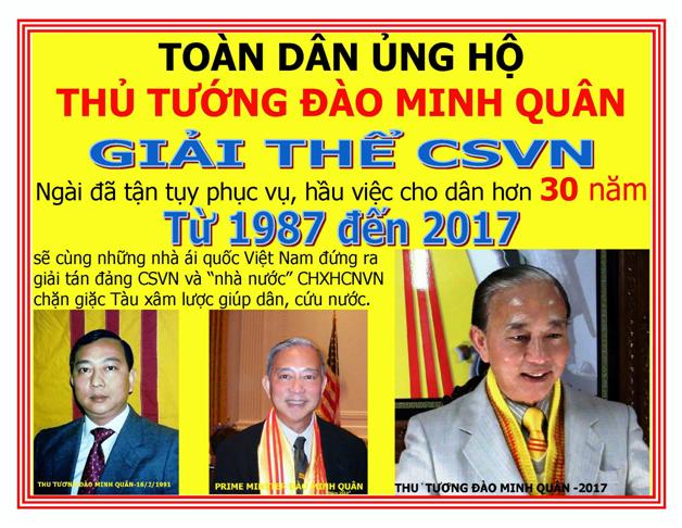 Thủ tướng Đào Minh Quân