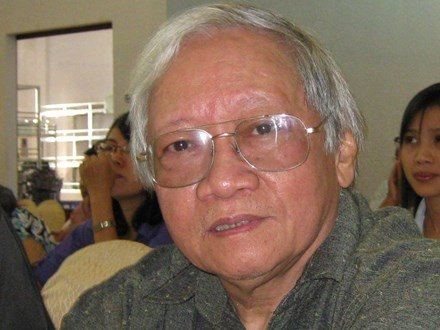 Giáo sư văn học Trần Đình Sử